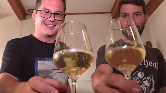 Un vin houblonné, la curieuse mixture née de l'amitié entre un brasseur et un viticulteur