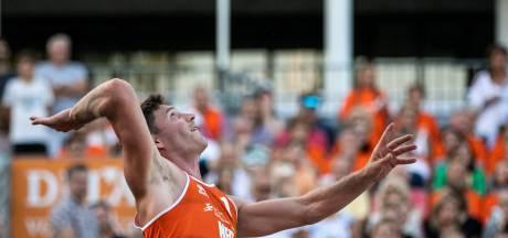 Dirk Boehlé: na twee keer goud nu zilver