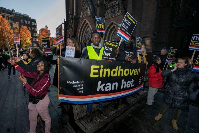 Demonstratie van KOZP in Eindhoven in 2019