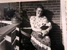 Met een baby aan het loket voor een weduwe-uitkering, Hennie (1929-2017) kreeg veel voor haar kiezen