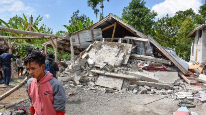 14 doden bij aardbeving in Indonesië