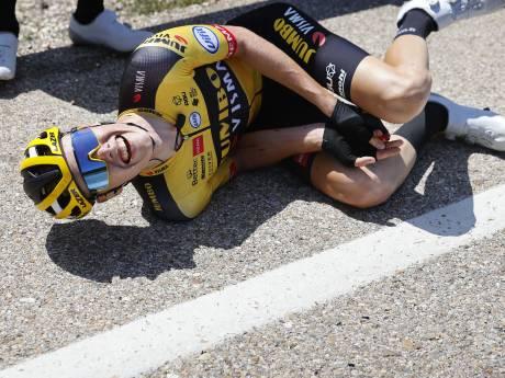 Leemreize moet afstappen na valpartij in Ronde van Burgos