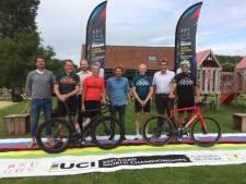 Stad en 'De Goezeput Cycling Team' laten Bruggeling proeven van WK-parcours
