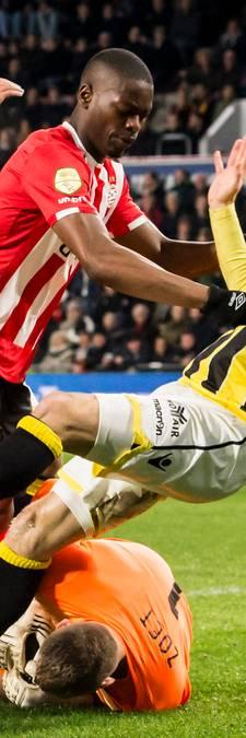 PSV tast in duister over gerucht Isimat-Mirin en Hoffenheim