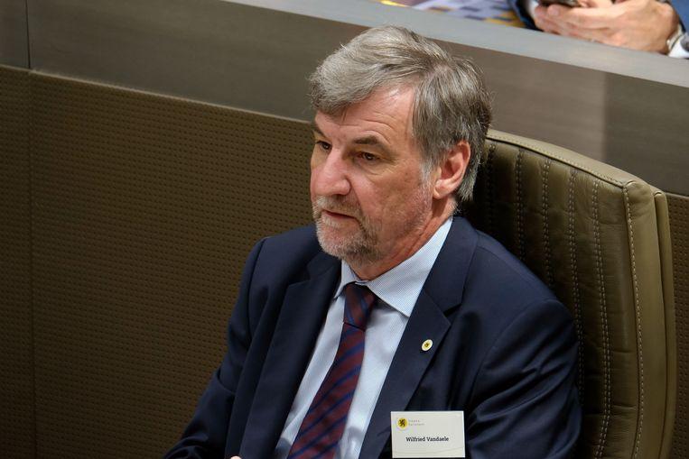 Wilfried Vandaele. Beeld BELGA