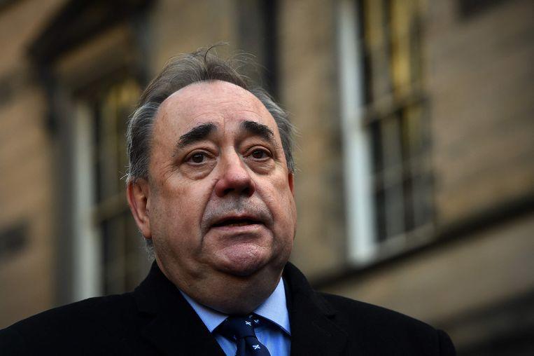 Alex Salmond Beeld AFP