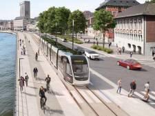 Le tram liégeois encore retardé: la nouvelle échéance annoncée pour août 2023