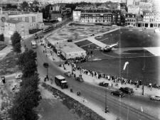 Nieuw boek met luchtfoto's zorgt voor fraaie ontdekkingsreis door het oude Rotterdam