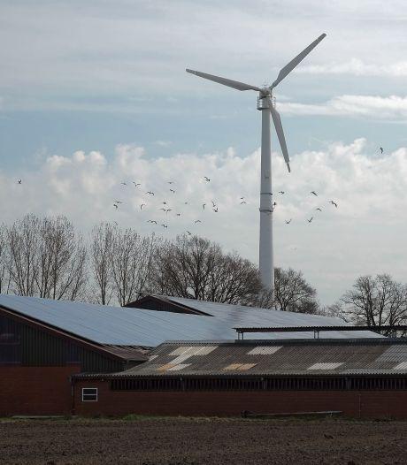 Drastisch minder windmolens op Veluwe en in Achterhoek: regio gaat voor 'zon op dak'
