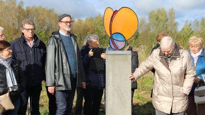 Herinneringsbos groeit met zeven nieuwe bomen en monument om dierbaren te herdenken