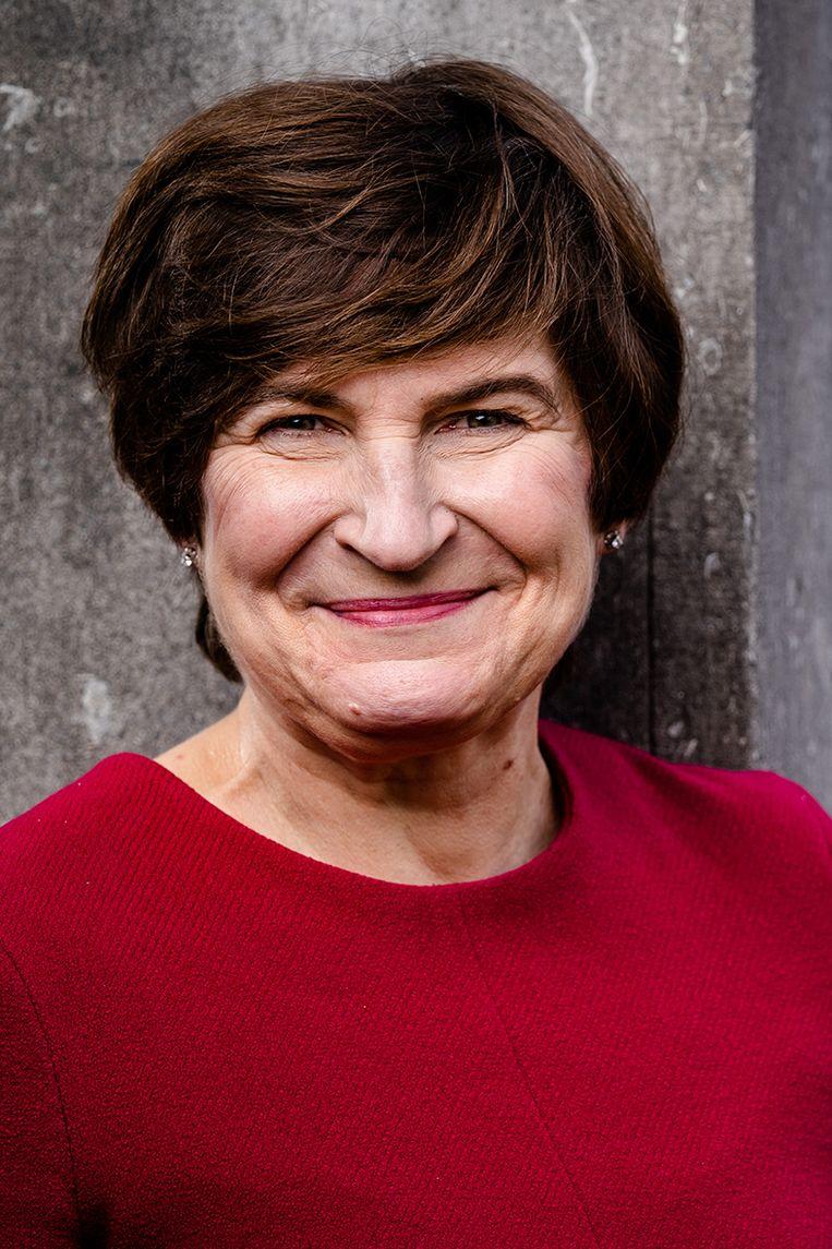 Lilianne Ploumen (PvdA). Beeld Hollandse Hoogte /  ANP