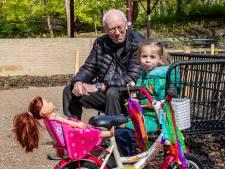Trots als een pauw op vernieuwd Deventer Vogeleiland: 'Echt weer een bezoekje waard'