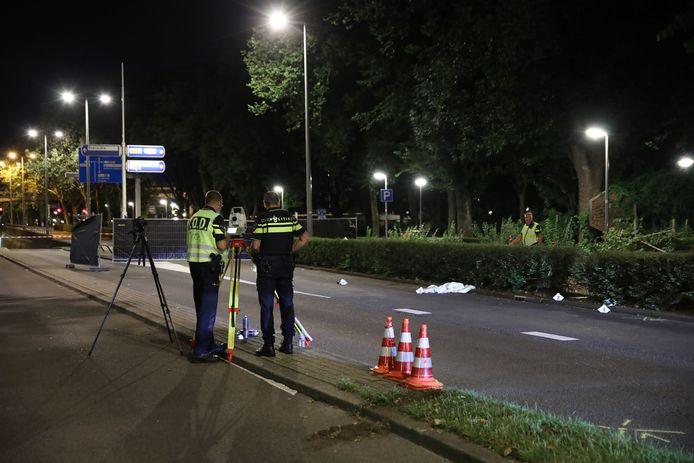 Ongeval Gordelweg Rotterdam