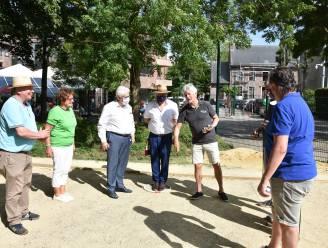 Plezier op de vernieuwde petanquebanen in Strombeek-Bever