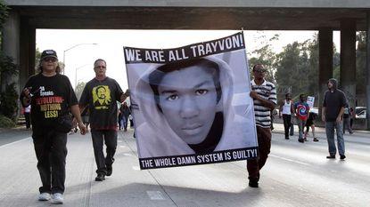 """Moordenaar van Trayvon Martin veilt pistool: """"Stuk Amerikaanse geschiedenis"""""""