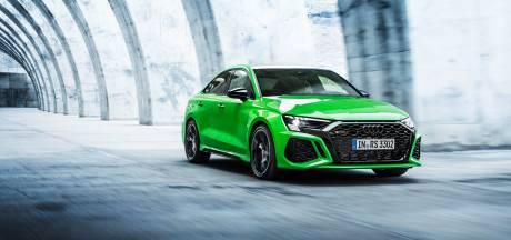 Rauw, luid en karaktervol: waarom de Audi RS3 een 'uitgestorven' benzinemotor krijgt