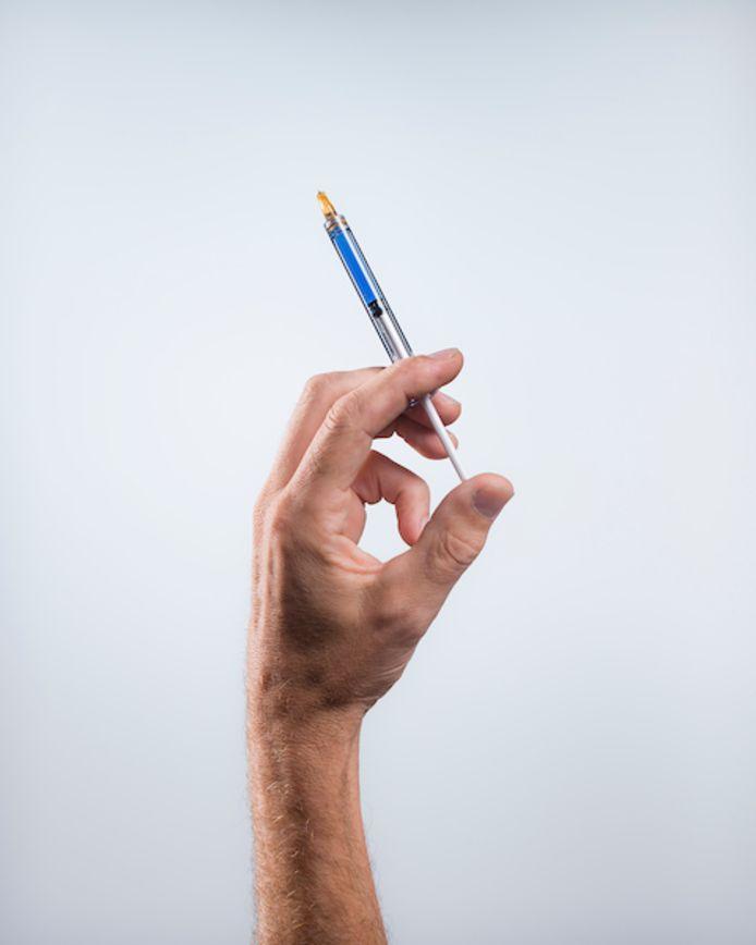 De innovatieve vaccinatienaald van U-Needle.