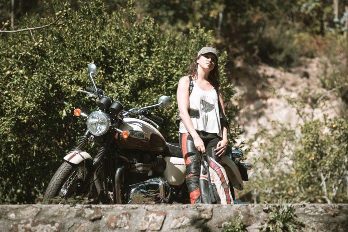 Sophie Siersack verhuisde naar Portugal en adviseert niet alles van tevoren te plannen.