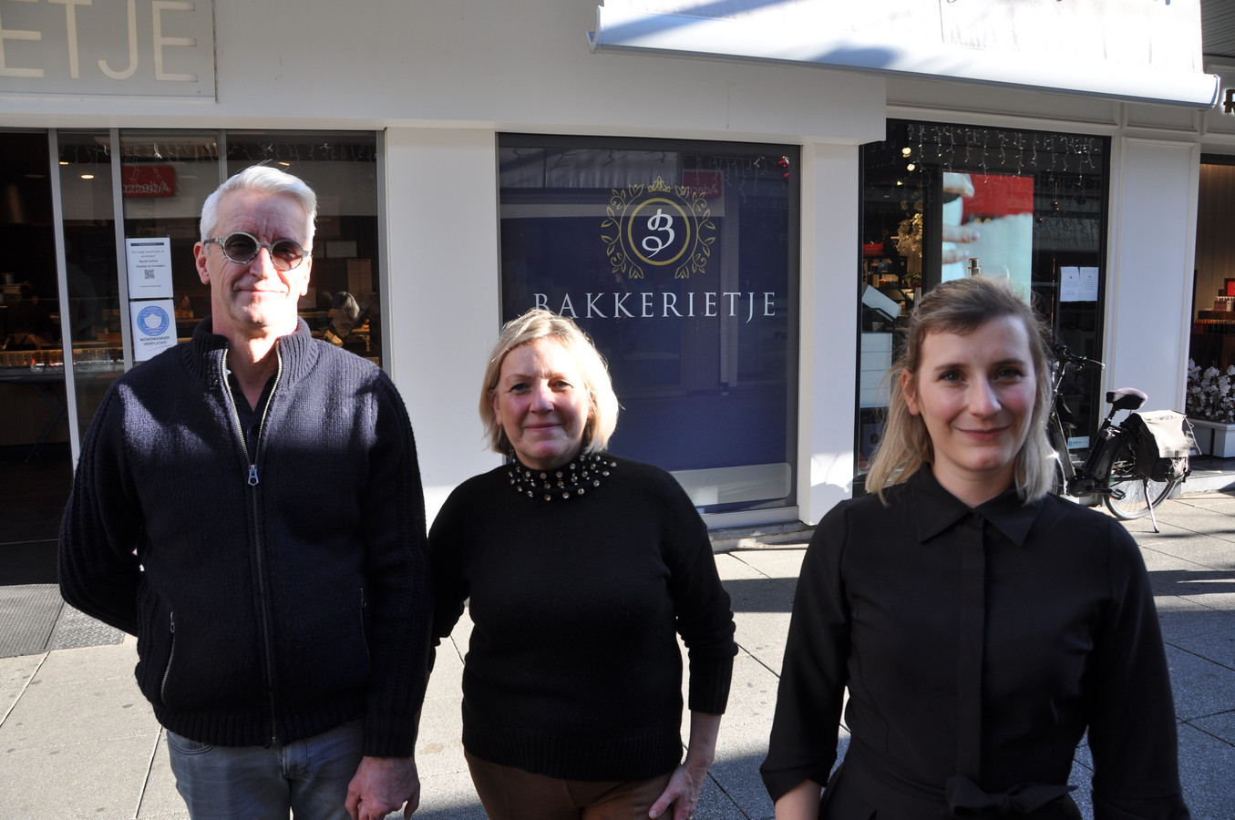 Dirk Daelewijn en Yolanda Nijs gaven de fakkel van 't Bakkerietje door aan hun dochter Elisa maar ze doorstonden enkele bange momenten door de amateuristische overvaller.