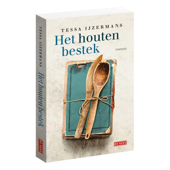 cover Het Houten Bestek - romandebuut van Tessa IJzermans