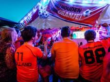 Oproep voor grote schermen op het terras: 'Laat het Oranjefeest maar komen!'