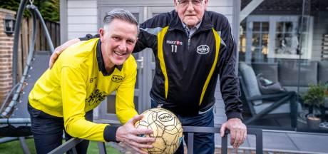 Vader en zoon Weijers scoren in UNA's beste elftal aller tijden