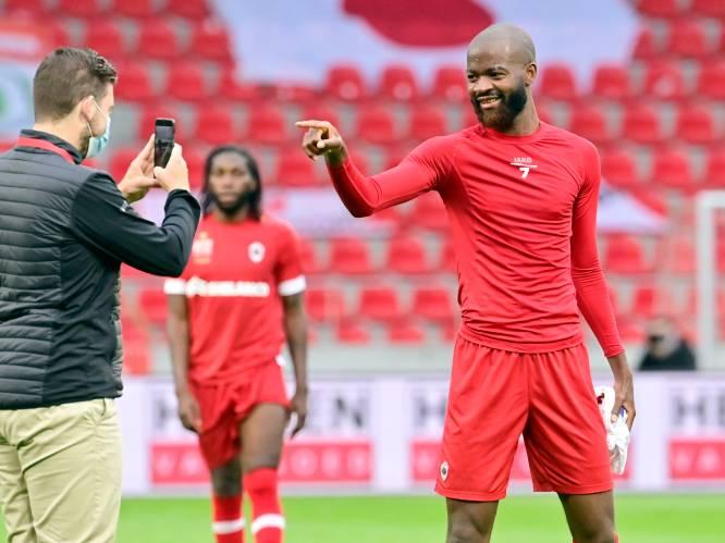 """Wat doet Antwerp met Didier Lamkel Zé? """"Hij moet niet weg"""""""