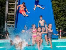 Lek in leiding zwembad Loenen gevonden, bad moet wel leeg