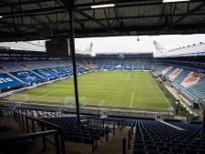 Gaat Heerenveen-Feyenoord door? 'Mijn maag heeft het slecht'