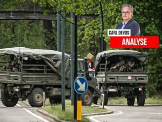 """Carl Devos: """"De steun voor Jürgen Conings is een soort mentale bestorming van ons Capitool"""""""