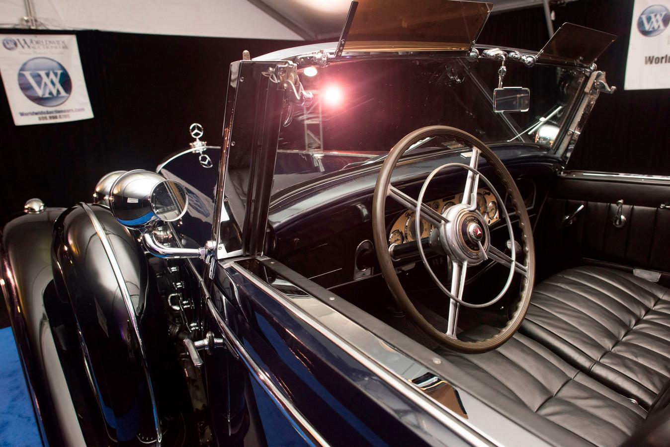 Wordt Hitlers Mercedes De Duurste Auto Ter Wereld Foto Ad Nl
