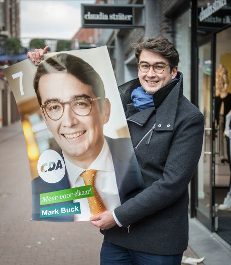 CDA-kroonprins Mark Buck stopt in 2022
