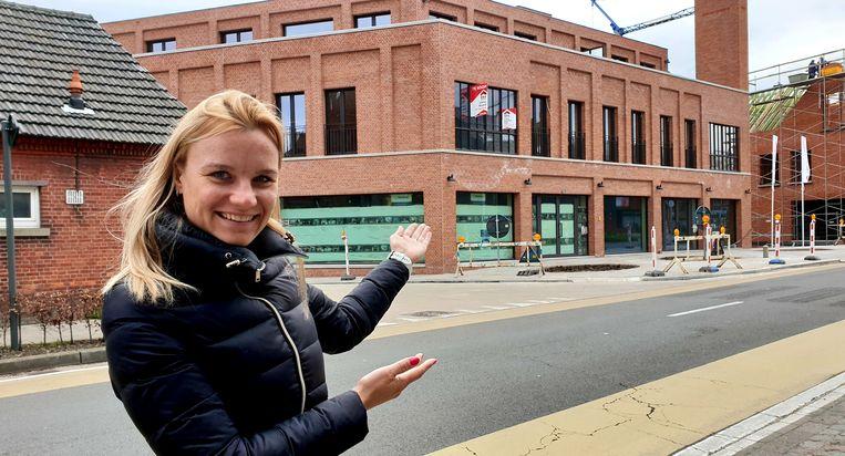 Svajuné Kyburyté (31) opent op 5 april haar nieuwe winkel in Meerdorp.