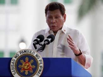 Duterte weigert mee te werken aan onderzoek van Internationaal Strafhof rond omstreden drugsoorlog in Filipijnen