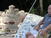 Fer (67) uit Bergen op Zoom bouwt Grieks eiland Santorini na in zijn achtertuin