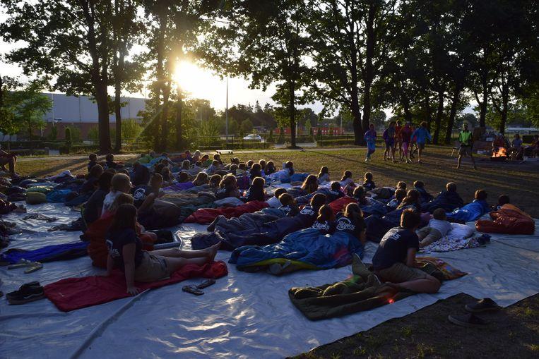 De Zoerselse jeugdbewegingsleiders zijn blij dat de zomerkampen mogen doorgaan.