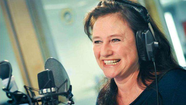 Het radiobloed stroomt nog door de aderen bij Sabine De Vos.