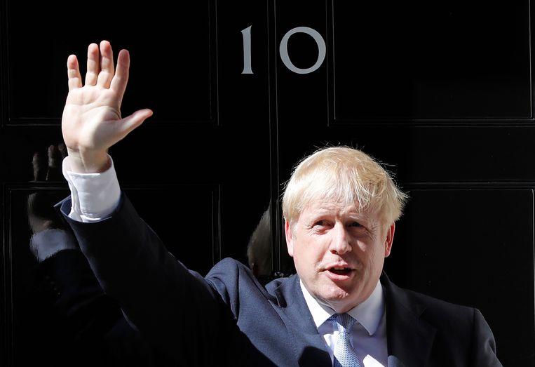 Boris Johnson. Beeld AP