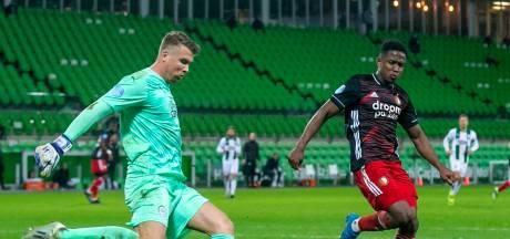 Heeft Sergio Padt zijn laatste wedstrijd voor FC Groningen gespeeld?