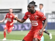 Doku inscrit son 2e but de la saison lors de la victoire de Rennes à Angers