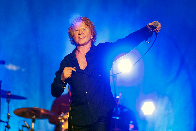 Simply Red geeft vrijdag 27 november een concert in de Ziggo Dome.