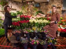 Met rozen een golf van positiviteit door Veldhoven laten gaan