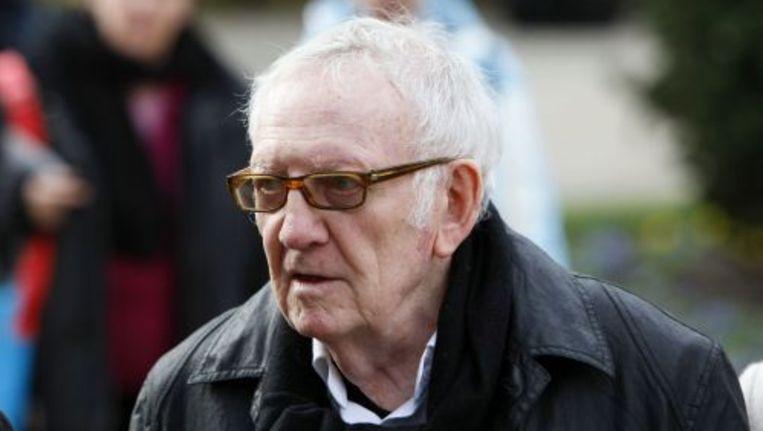 De twee jaar geleden overleden schrijver Hugo Claus. ANP Beeld