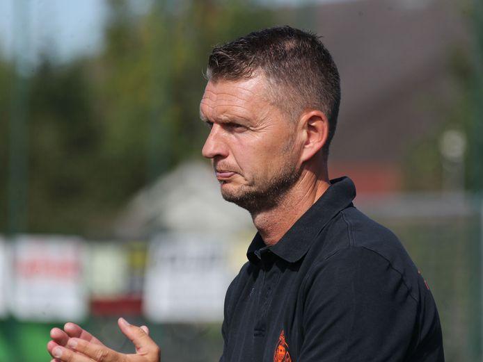 Birgen Baes (KSV Loppem) mikt op enkele versterkingen voor volgend seizoen.