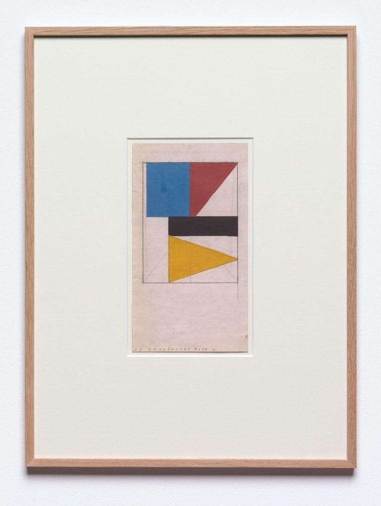 Mario De Brabandere - Zonder titel (2019), Kristof De Clercq Gallery Beeld GalleryViewer
