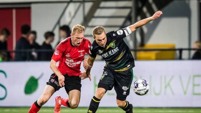 ADO verliest bij Helmond Sport kostbare punten, maar wint hoop in strijd tegen faillissement