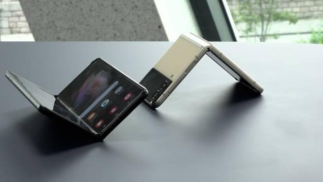 """Eerste indruk van Samsung Galaxy Z Fold 3 en Z Flip 3: """"Geen baksteen meer in je broek"""""""
