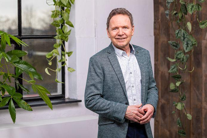 Oprichter en algemeen directeur bij Please Hans van de Ven.
