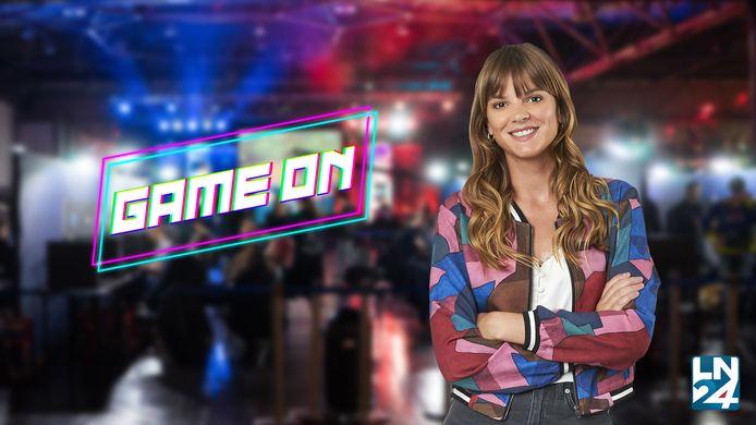 """À la présentation de """"Game On"""", Marion Jaumotte"""