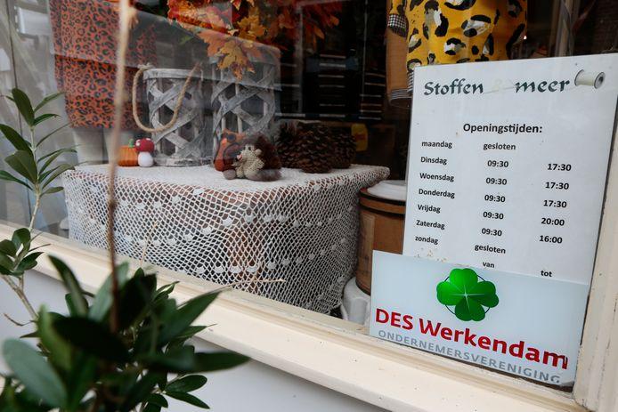 De winkels in Altena blijven voorlopig dicht op zondag